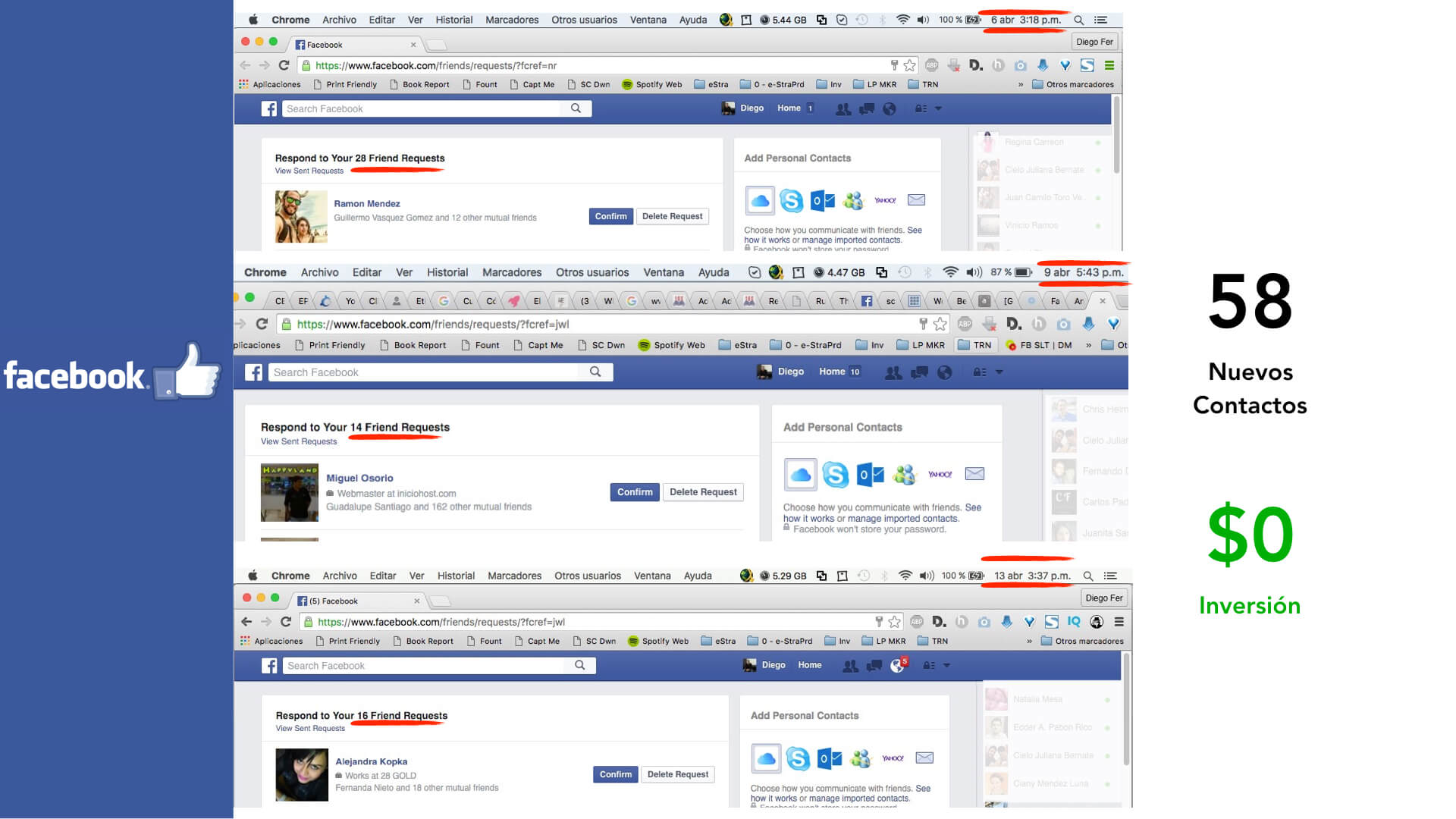 e-Strategy.co - Facebook Para Vender Servicios